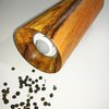 Contemporary Wooden Pepper Mill by bykrause