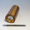 Classic wooden Pepper Mill by bykrause
