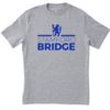 CHELSEA FC Stamford Bridge Adult T-shirt / CFC/ Novelty T-Shirt/ Gift  / Supporter T-shirt / CFC by Little Lion Cub Boutique