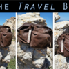 The TRAVEL bag  by Asante Leather (Pty) Ltd