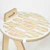 Carry Nomadic - White Side Table by Leg Studios