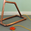 Copper Floor Lamp by Southern Lights Lamp Co