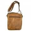 John Buck Men's Bag Tan JB02 by John Buck