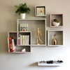 6-In-One Shelving Solution by B&K Design & Decor