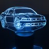 Mustang LED Night Light by Lextan Crafts and Designs