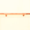 Copper Standing Ladder by Southern Lights Lamp Co
