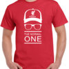 LIVERPOOL KLOPP The Normal One Adult T-shirt / YNWA / Liverpool Novelty T-Shirt/ Gift /  by Little Lion Cub Boutique