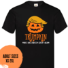 TRUMKIN HALLOWEEN costume ADULT UNISEX T shirt /Trump Make Halloween Great Again Halloween outfit / trick or treat/ Halloween t-shirt by Little Lion Cub Studio