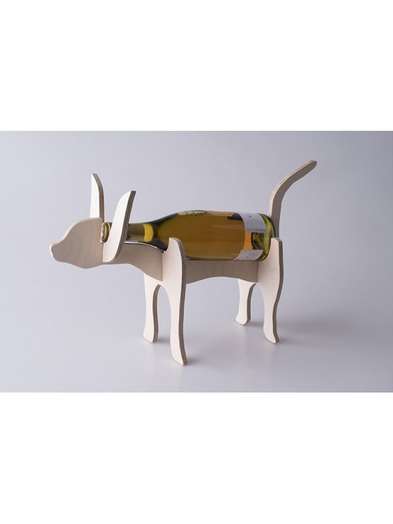 Cat Wine Holder by Native Decor