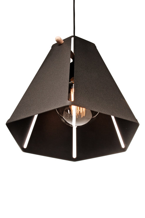 Hex Pendant Lamp by Emerging Creatives