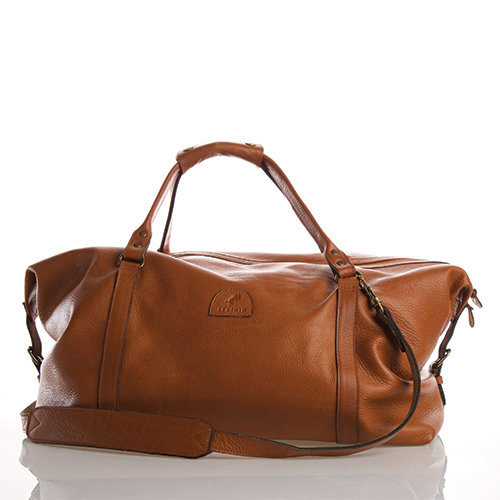 LEATHIM DUFFEL HERITAGE TRAVEL BAG by Leathim