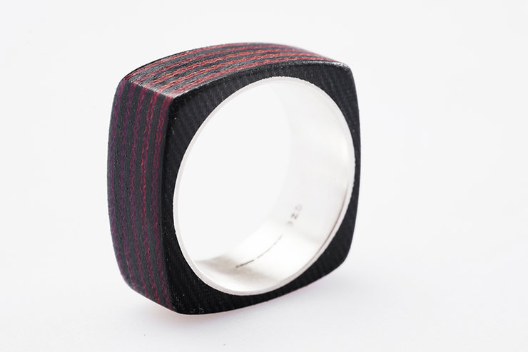 Urban Fabric UF.002 by  Glenn Adendorff Jewellery