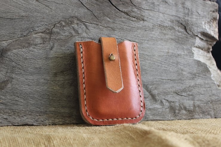 Card Wallet by Shackletons