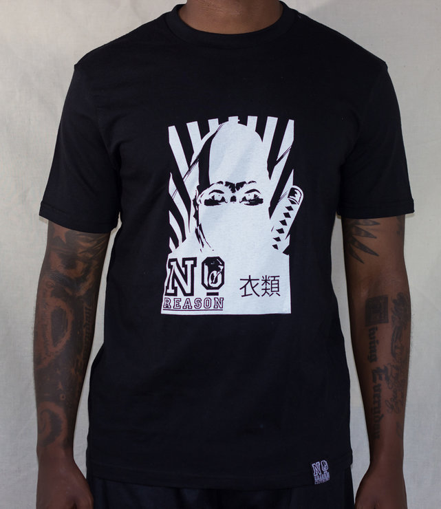 Ninja Face by No Reason Clothing