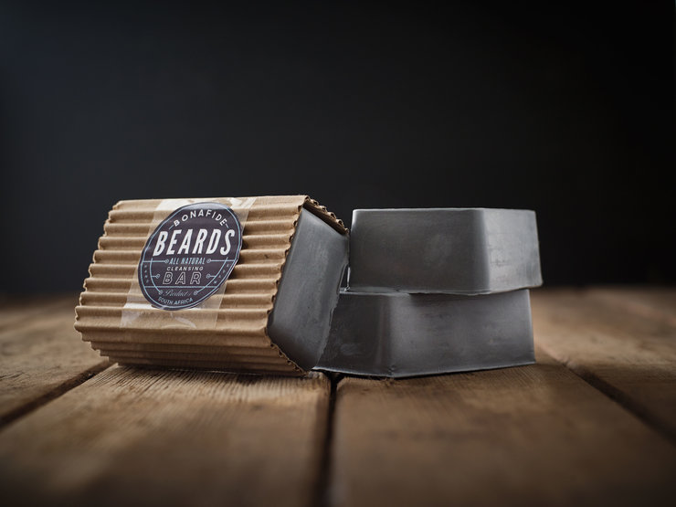 Handcrafted Cleansing Bar by Bonafide Beards